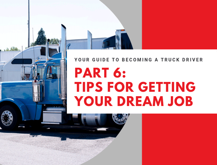 Guide to Becoming a Truck Driver